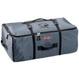 Bolsa De Viagem Cargo Bag Transporte Deuter 90 + 30l Cinza