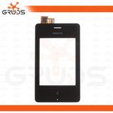 Tela Touch Nokia Asha 500 Preto + Frete Grátis