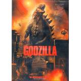 Dvd Original Nuevo: Godzilla 2014 Godzila La Nueva Pelicula