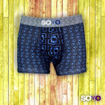 Boxer Hombre Soyyo - Pack X 4 Unidades