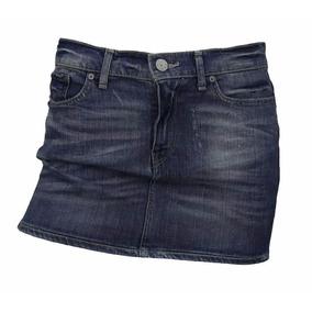 Pollera Mini De Jean adidas Originals Denim Hot Fit Talle 14