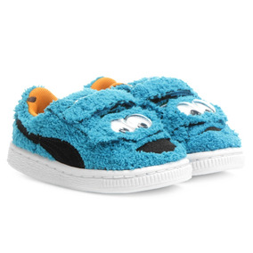 Tênis Puma Basket Statement Infantil - Original