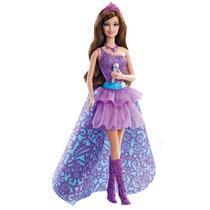 Barbie La Princesa Y La Estrella Del Pop Keira Doll W49
