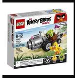Lego Angry Birds 75821 74 Pcs Piggy Car Scape