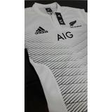 Camiseta De Rugby All Blacks Oficial 2016