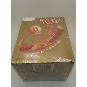 Chocolate Twix Display Com 30 Unidades