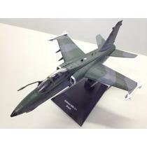 Avião Combate Jato Guerra Amx A-1 Brasil Fab 1/72