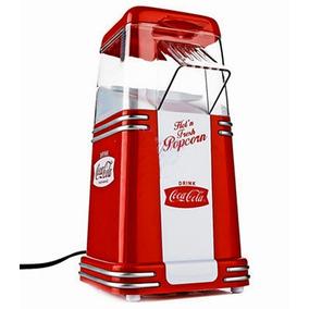Máquina Para Hacer Palomitas, Nostalgia Retro De Coca-cola.