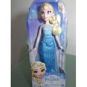Juguete Muñeca Elsa Frozen (nuevo)
