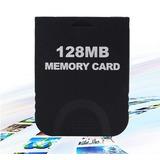 Memory Card 128mb Negra 2043 Block Wii Gamecube