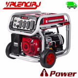 Generador De Energia Aipower 9000w 16hp Arranque Automático