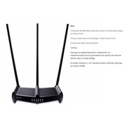 Router Wifi Tp-link Tl Wr941hp Wireless Superior Al 841hp