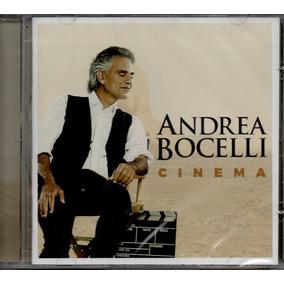 Cd Andrea Bocelli - Cinema