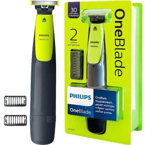 Barbeador Aparador One Blade Philips Recarregável Qp2510/10