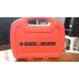 Destornillador Electrico Black&decker Inalambrico