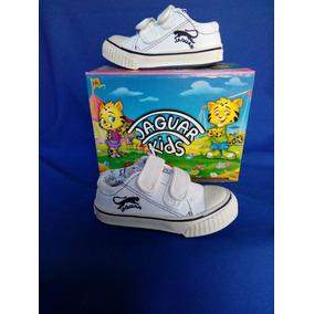 Zapatillas Jaguar Para Niños...