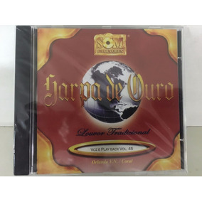 Cd Harpa De Ouro Volume 45