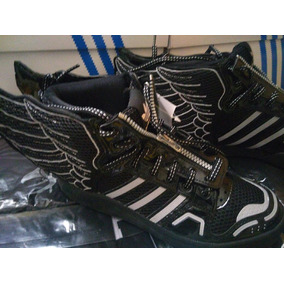 Zapatillas adidas Jeremy Scott Wings 2.0 Mesh Con Alas
