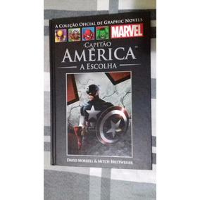 Coleção Graphic Novels Marvel Salvat Frete Grátis
