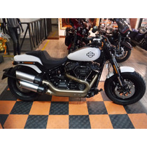 Harley Davidson Fat Bob 114 & 107 2018 Disponibles