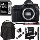 Canon Eos 5d Mark Iv Cámara Fotográfica Completa Dslr, Le...