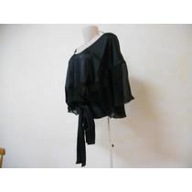 Blusa 100%seda Yvessaintlaurent (frança) Original Importado.