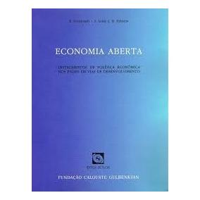 Introduo a economia dornbusch livros no mercado livre brasil livro economia aberta r dornbusch fandeluxe Images