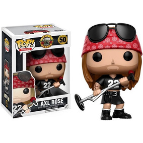 Funko Pop Axl Rose (50) Guns N Roses