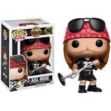 Funko Pop Axl Rose (50) Guns N Roses