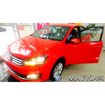 Vw Polo 1.6 Comfortline Manual My 16 2016retira Ya
