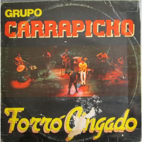 Lp Grupo Carrapicho Forró Gingado