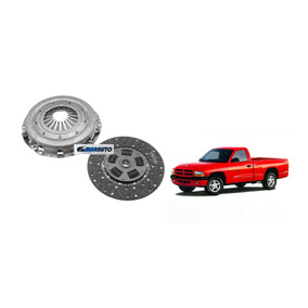 Embreagem Dodge Dakota 6c Motor 3.9 Gasolina Reman