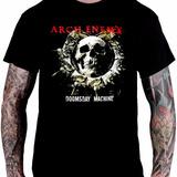 Camiseta Arch Enemy - Doomsday Machine (preta)