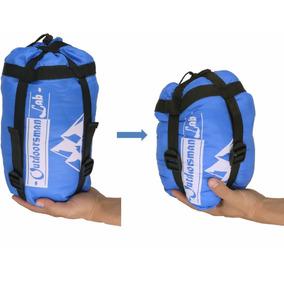 Outdoorsman Lab - Saco Dormir Ultraleve (800g)