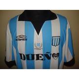 Camiseta De Racing ,olympikus,talle M, Nueva En Bolsa!!!!!!!