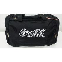 Mala Academia Viagem Bolsa Coca-cola