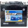 Bateria Biz 125 Ks (sem Partida Elétrica) Honda Todos Ma4-d