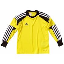 Jersey Portero Adidas Infantil Talla 12 $499.00