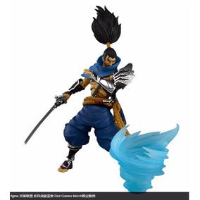 Lol Yasuo Articulado Boneco League Of Legends Figure 16cm