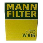 Filtro Aceite W 816  (mann Filter)