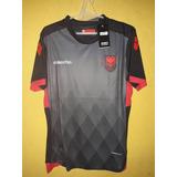 Camiseta Euroqualifiers Albania 2017