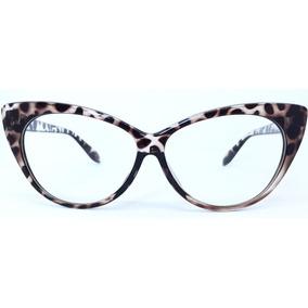 Usado - São Paulo · Armação Para Óculos De Grau Com Formato De Gatinho - 850e27f119
