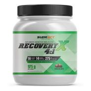 Recovery X 4:1 Sudract Nutrition - 975g - Pós Treino