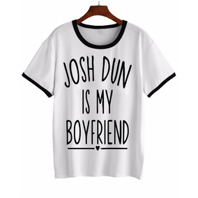Remera Twenty One Pilots Josh Dun Is My Boyfriend