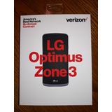 Servicio De Liberacion Lg Optimus Zone 3 Verizon