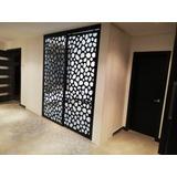 Puertas Metálicas Y Divisiones Nuevos Diseños Decorativos
