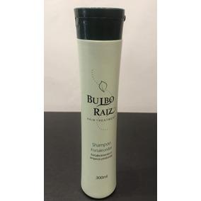 Fortalecedor Shampoo 300ml Bulbo Raiz