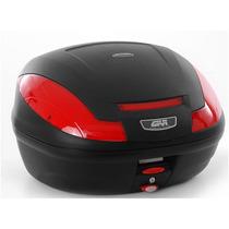 Bauleto Givi P/ Moto Bau Traseiro 47 Lts Bagageiro Universal