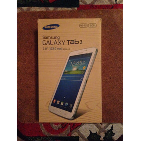 Samsung Galaxy Tab 3 Sm-t210r Gp3100-3110-3113