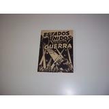 Folleto De Seg. Guerra Mundial, Instrucciones Bélicas.